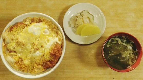 孤独のグルメシーズン8の12話・中華・洋食やよい「東京都台東区三ノ輪のカツ丼と冷し麻婆麺」