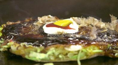孤独のグルメシーズン6の1話「大阪府美章園のお好み焼き定食と平野の串かつ(甘辛や)」
