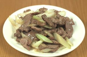 孤独のグルメシーズン6の8話「東京都台東区御徒町のラム肉長葱炒めとスペアリブ(羊香味坊)」