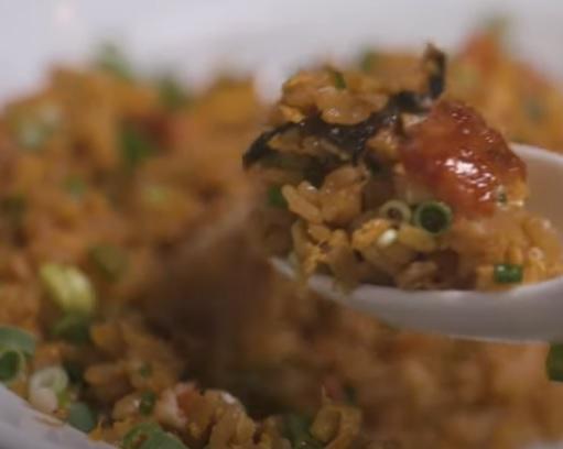 孤独のグルメシーズン9の4話「東京都府中市新町の鰻の蒲焼チャーハンとカキとニラの辛し炒め」しんせらてぃ