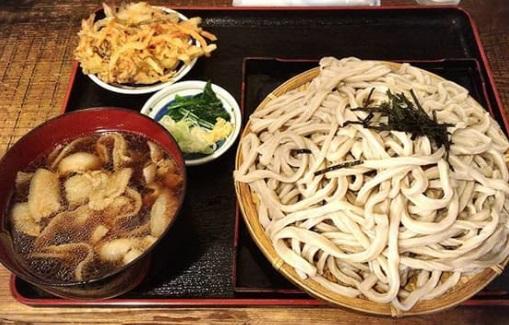 孤独のグルメシーズン9の4話「埼玉県新座市の肉汁うどん」うどんや藤
