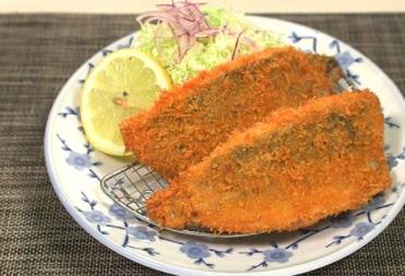 孤独のグルメシーズン6の10話「千葉県富津市金谷のアジフライ定食(はまべ)」