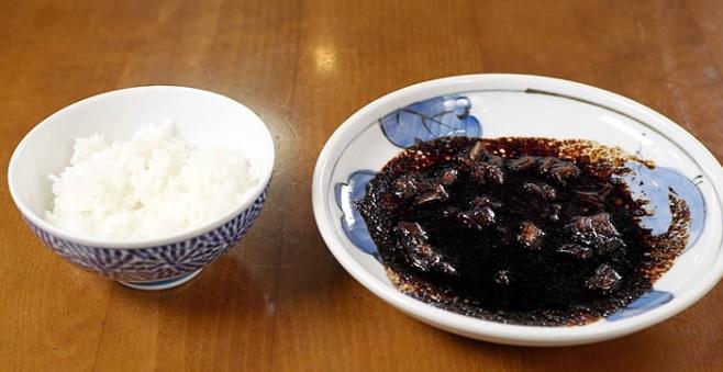 孤独のグルメシーズン7の6話羅甸「千葉県浦安市の真っ黒な銀ダラの煮付定食」