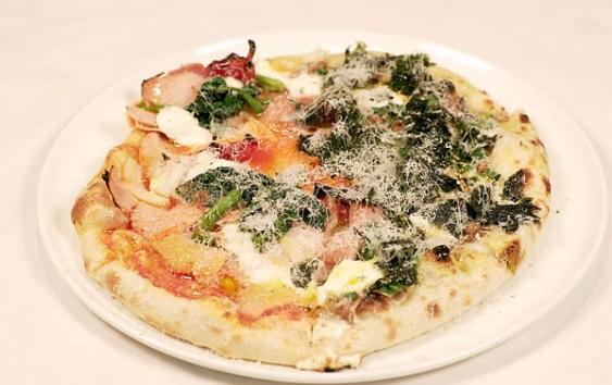 孤独のグルメシーズン7の7話カトリカ「東京都墨田区東向島の納豆のピザと辛いパスタ」