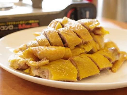 孤独のグルメシーズン8の1話「横浜中華街の中華釜飯と海老雲呑麺(南粤美食)」