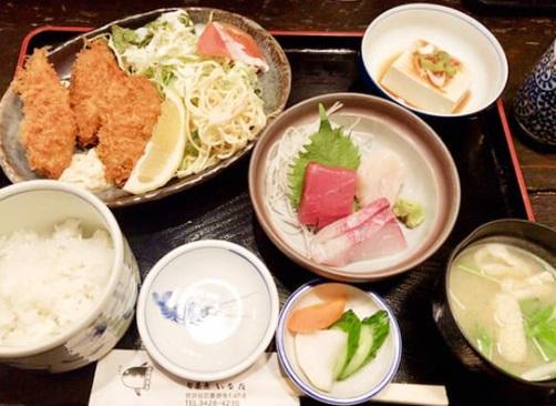 孤独のグルメシーズン8の10話・旬彩魚 いなだ「東京都世田谷区豪徳寺のぶりの照焼き定食とクリームコロッケ」