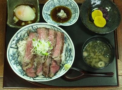 孤独のグルメシーズン4の3話「神奈川県足柄下郡箱根町のステーキ丼」