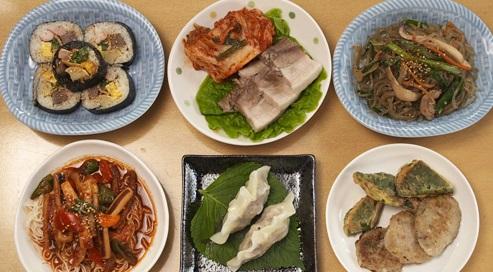 孤独のグルメシーズン4の2話「中央区銀座の韓国風天ぷらと参鶏湯ラーメン」